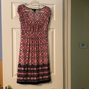 Dress size Small. Worn once.